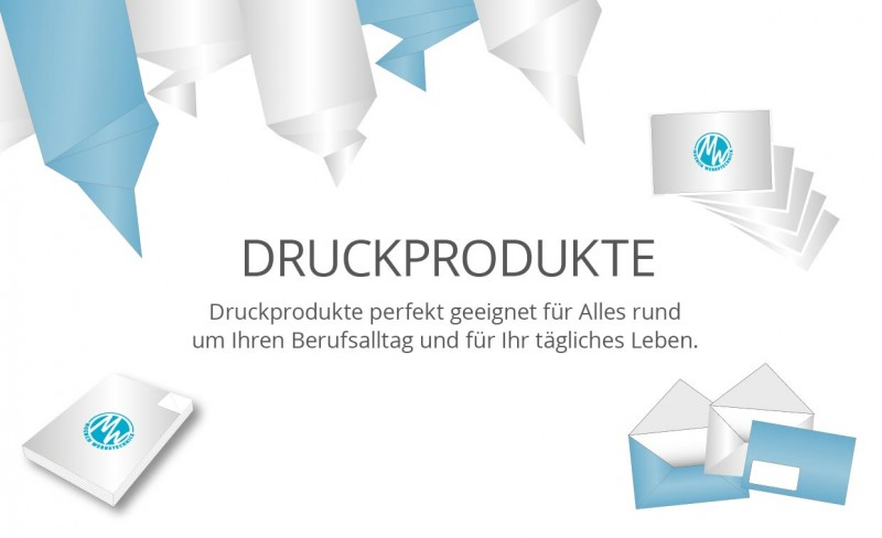 Druckprodukte Mönch Werbetechnik Druck Messe Stuttgart